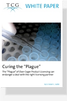 TCG White Paper:  Curing the Plague